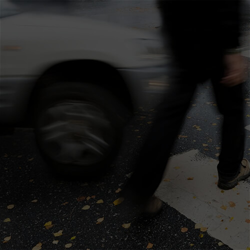 Pedestrian/Cyclist Accident